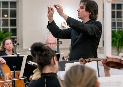 Daniel Meyer Artistic Director and Conductor